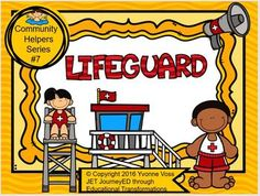Read and Write Around the Room Community Helpers Series #7