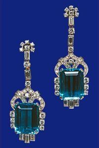 brazil-pair-of-aquamarine-and-diamond-earrings