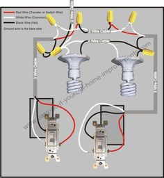 ceiling fan wiring diagram 1 for the home pinterest ceiling  3 way switch wiring diagram