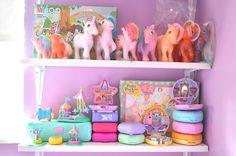 Beautiful shelf display