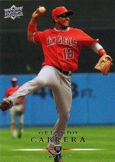 Orlando Cabrera Anaheim Angels Angels Baseball, Baseball Cards, Orlando, Sports, Hs Sports, Orlando Florida, Sport