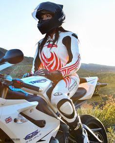 Real Biker Women ms_keerati (2)