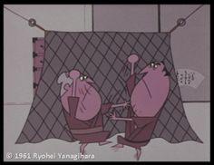 Nishikata Film Review: 1961: Best Japanese Animated Shorts