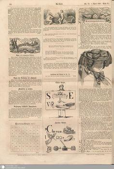 20 [104] - Nr. 13. - Der Bazar - Seite - Digitale Sammlungen - Digitale Sammlungen