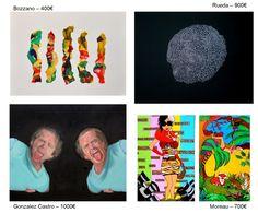 Bozzano, Rueda, Gonzalez Castro, Moreu at COON-ART.COM