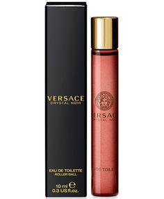 Versace Crystal Noir Rollerball