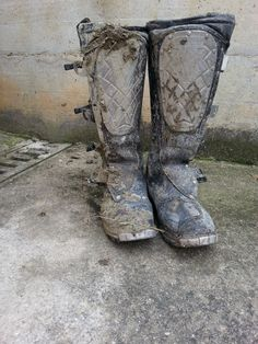 Motorcycle boots ,Stivali Alpinestars supervictory fango/mud
