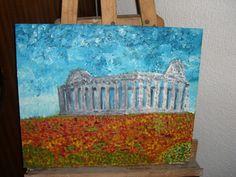 Templo griego en Sicilia