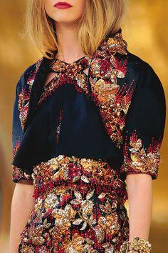 Chanel haute couture f/w 2010