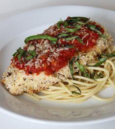 Lightened-Up Comfort: Chicken Parmesan