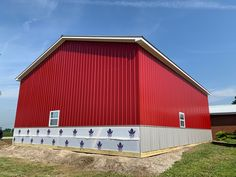 Tiffin, Ohio. Post Frame Building, Building Code, Tiffin Ohio, Frame Layout, Pole Buildings, Metal Siding, Pole Barns, Shed, Outdoor Structures