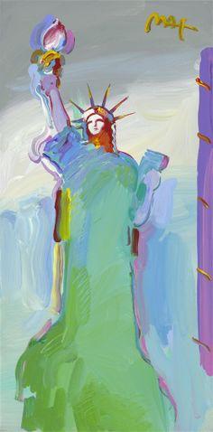 Statue of Liberty Ver. VI #32 $15900