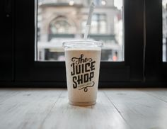 Branding Project: 'The Juice Shop' by No Entry Design and Josh