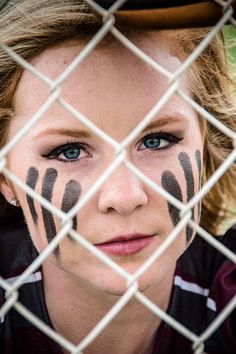 Photo From Katelyn Senior Collection By Holly Copher Photography Softball Black Eye