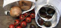 Gemüse und Brötchen müllfrei einkaufen: der Praxistest mit dem Stoffbeutel