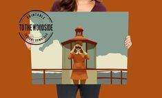 Moonrise Kingdom Suzy Bishop Printable Poster Digital | Etsy