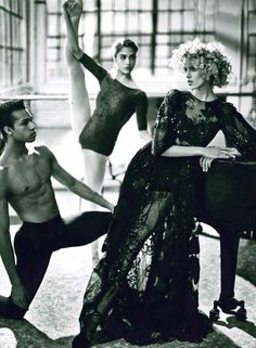 Dolce&Gabbana Alta Moda Spring Summer 2014, Vogue France May 2014 -
