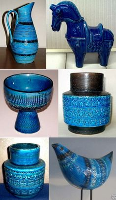 Ceramics Pottery Mugs, Ceramic Pottery, Pot Jardin, Modern Crafts, Statues, Italian Pottery, Pots, Vintage Pottery, Mid Century Design