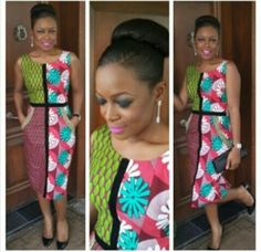 Contemporary Ankara Designs