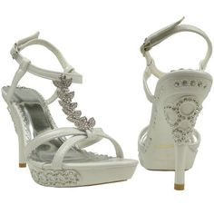 Womens' Sexy Platform High Heels Side T-Strap Rhinestone Evening Dress Sandals WHITE, Size 7 DS By KSC,http://www.amazon.com/dp/B00B0734D2/ref=cm_sw_r_pi_dp_eTZErbE8694940A7
