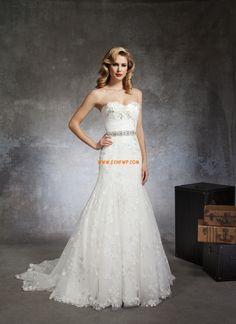 Hof-Schleppe Frhling 2014 Elegant  Luxuris Brautkleider 2014