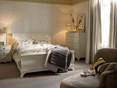 Broughton Ivory Bedroom Collection. From the Laura Ashley ...