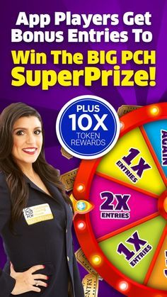 Install now and see why fans are ***obsessed*** with The PCH App! Publishers Clearing House has awa Uk Lottery, Lottery Winner, Instant Win Sweepstakes, Online Sweepstakes, Win Online, Good Apps To Download, Lotto Winning Numbers, Lotto Numbers, Win For Life