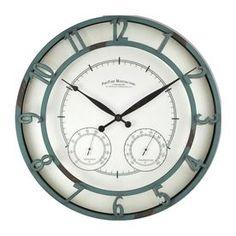 New Outdoor Clocks Walmart