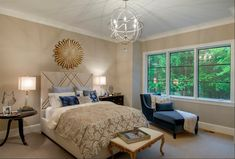 Taupe Bedroom Decorating Ideas