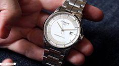 Tissot Powermatic 80 Ma Thuật Trong Nguồn Năng Lượng Tissot là thương hiệu có bề dày lịch sử trải qua hơn 160 năm với nhiều thăng trầm. Tuy nhiên sự nổi tiếng của Tissot là không thể phủ nhận, nhất là với sự xuất hiện của những dòng sản phẩm gây tiếng vang mà Tissot Powermatic 80 là một ví dụ điển hình. Tò mò muốn biết về chiếc đồng hồ này? Hãy nghe sự đánh giá của những người trong nghề về Tissot Powermatic 80 nhé!