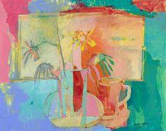 Behind the Artist: Yuval Wolfson - Park West Gallery