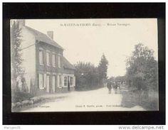 27 St Martin St Firmin Maison Voranger édit. Voranger , Animée Magasin De L'éditeur - France
