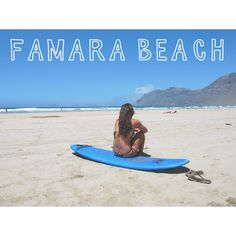 FAMARA BEACH Lanzarote #lanzarote #famara #surf #girl #beach #islascanarias Summer Paradise, Beach Mat, Surf, Outdoor Blanket, Amor, Canary Islands, Lanzarote, Surfing, Surfs