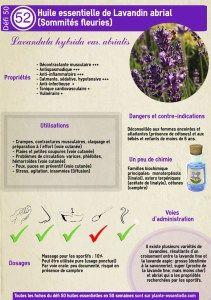 fichehe52-lavandin Gaia, Homemade Cosmetics, Medicinal Herbs, Young Living Essential Oils, Organic Beauty, Boutique, Natural Healing, Massage, Medicine
