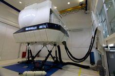 RAAF C-130H Simulator Delivered To Indonesian Air Force via @aeroaustralia