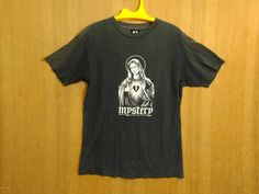 Vintage MYSTERY Hard Rock Progressive Rock Symphonic Rock Band Michel St-Père T Shirt by ArenaVintage