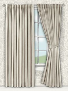 Night Blue Velvet Dual Tab Top Curtain