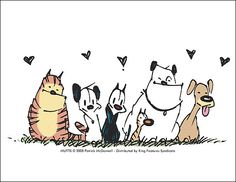 Mutts - Another one of my fav comics : )