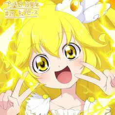 Smile Precure Cure Peace
