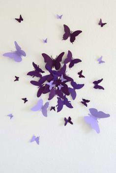 9 encantadores diseños con papel que puedes hacer tú misma | Upsocl