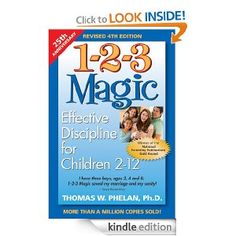 1-2-3 Magic: Effective Discipline for Children 2-12
