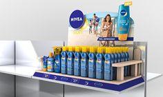 Nivea POS 2015 on Behance