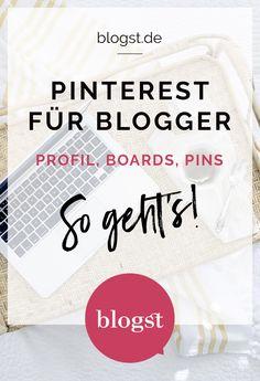 Heute verrät Euch Nina von Pinspiration.de ein paar wichtige Grundlagen zu Pinterest.