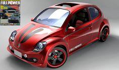 New (modified) Bug Volkswagen New Beetle, Volkswagen Karmann Ghia, Auto Volkswagen, Beetle Car, Vw Bugs, Ferdinand Porsche, Carros Vw, Vw Modelle, Vw Lt