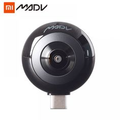 Xiaomi MADV Mini 13MP CMOS Sensor 360 Degree Panorama Camera 5.5K Photo for VR HD Video Android Xiaomi Smart Phone Live Stream  Price: $ 143.99 & FREE Shipping   #computers #shopping #electronics #home #garden #LED #mobiles