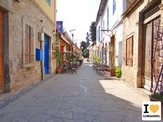 Afternoon strolls in old town - a great way to spend a few hours on a nice sunny day in #Limassol #Cyprus.