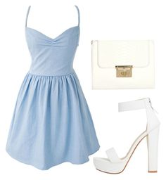 """Simplicity"" by nicolereneefashionista on Polyvore"