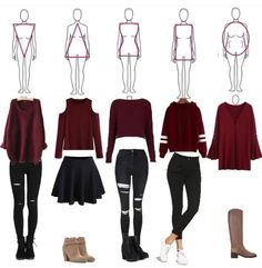 Wich outfit is your go to outfit? 1 2 3 4 or 5 mine is 3 and 4 Teen Fashion Outfits, Fall Outfits, Summer Outfits, Fashion Dresses, Womens Fashion, Trendy Dresses, Fashion Vest, Fashion Days, Daily Fashion