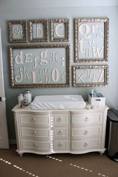 How Amazing & Different!  I Love This For Baby Boys Room