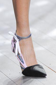 Christian Dior at Paris Fashion Week Spring 2014 - Livingly